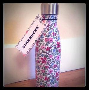 New! Rare S'WELL Liberty Fabrics Bottle! 17oz
